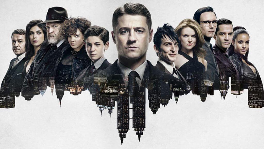 Gotham Dizi Konusu