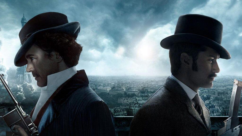 Sherlock Holmes Tavsiye Film