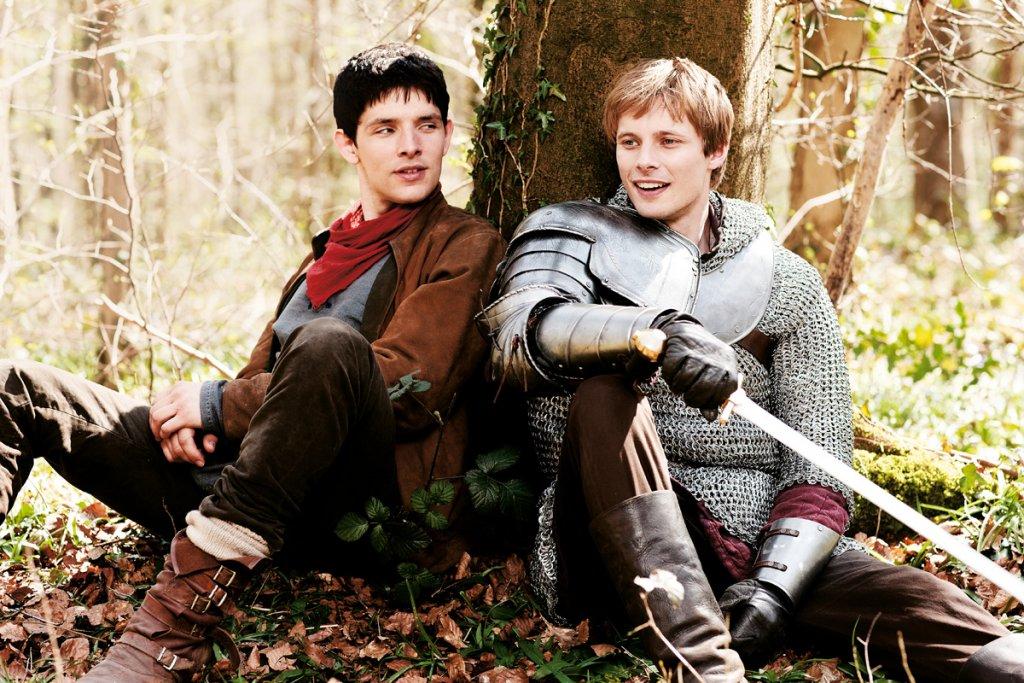 Merlin IMDB:7,1